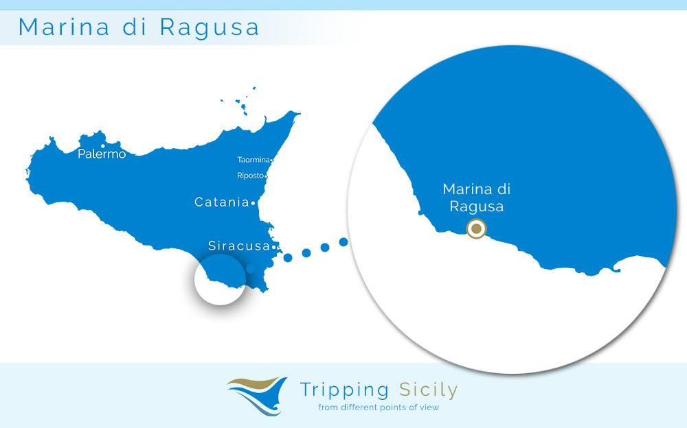 THE COASTLINE FROM RAGUSA TO SCOGLITTI Tripping Sicily Luxury